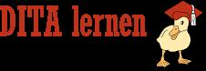 DITA lernen Logo